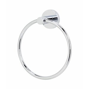 Contemporary I Wall Mounted Towel Ring