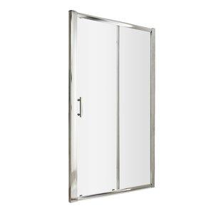 Pacific 185cm x 169cm Sliding Shower Door by Premier