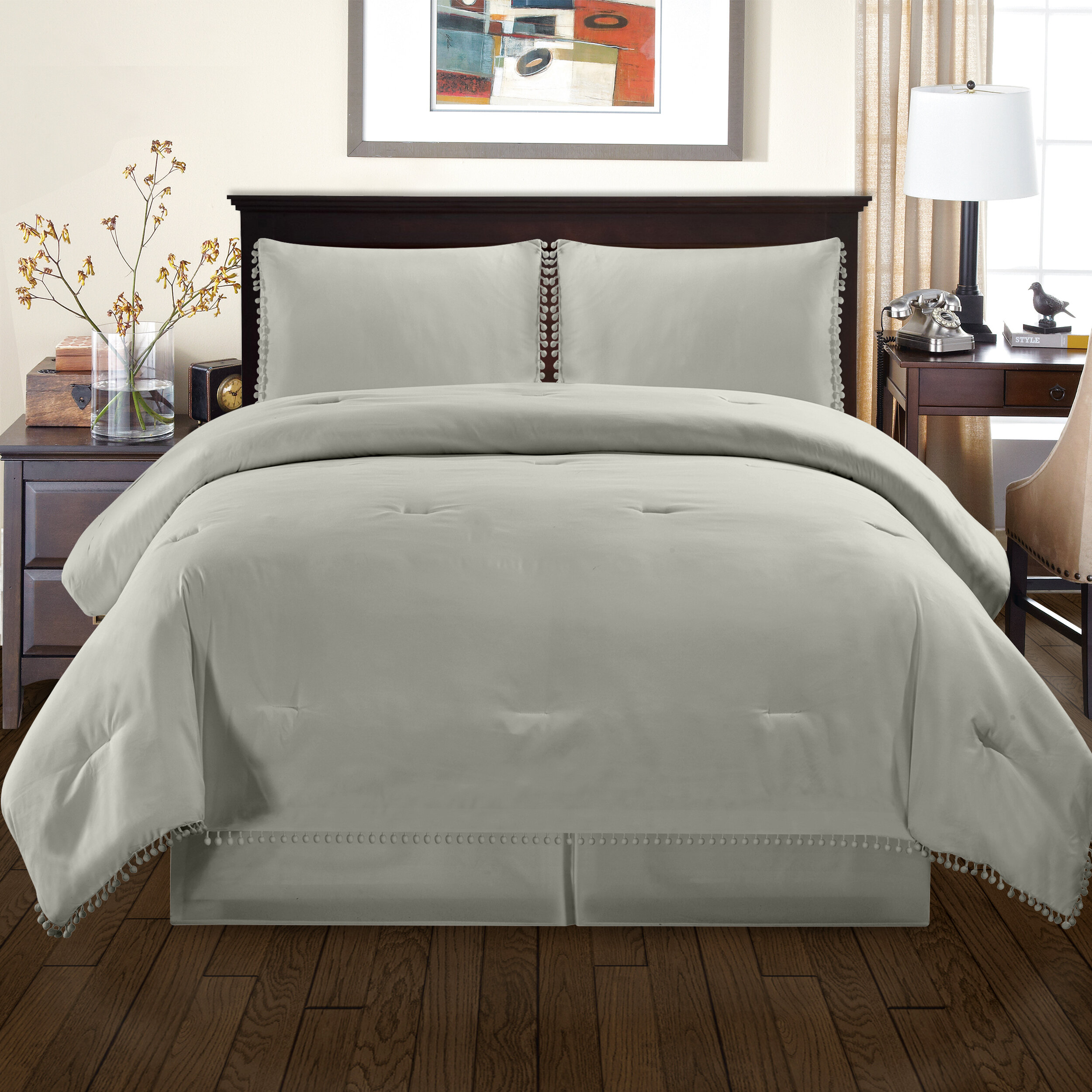 wayfair classics hodgson comforter reversible home pintuck pdx down co twillery bath alternative all reviews the bed season