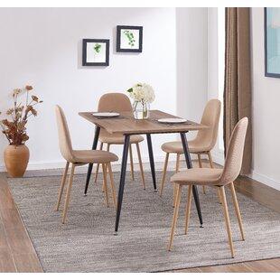 Indoor Wrought Iron Dining Set Wayfair