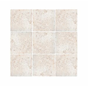 4x4 Travertine Tile Design Ideas