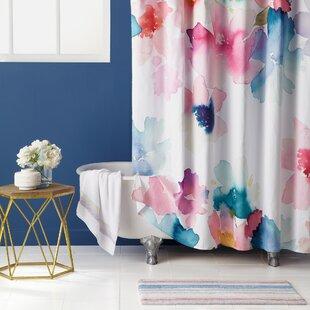 Sanna 100% Shower Curtain
