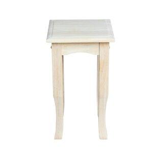 Lynn Wood End Table