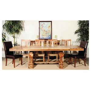 Sahara Extendable Dining Table by Aishni Home Furnishings