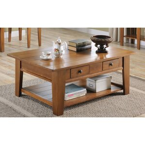 Rayburn Coffee Table by Andover Mills