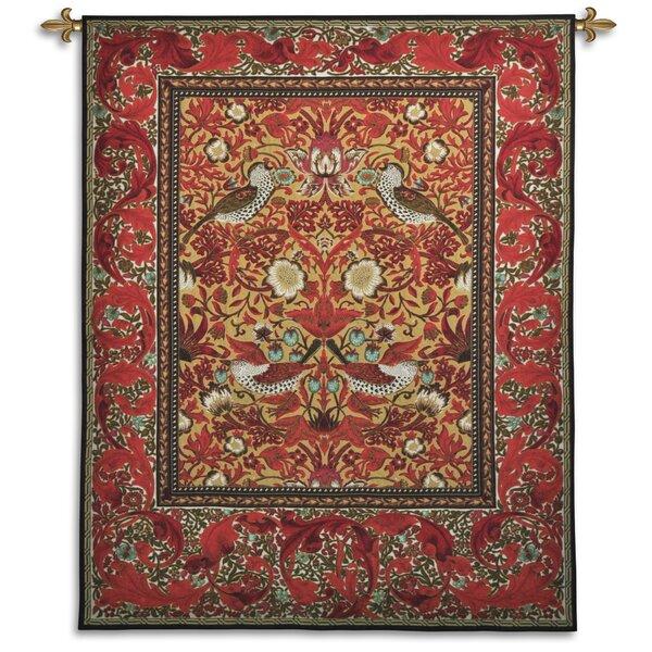 Fine Art Tapestries Strawberry Thief Decor By William