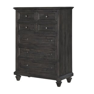 Delpha 5 Drawer Chest