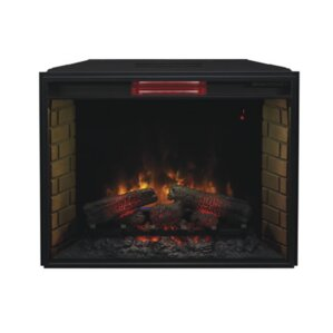 Classis Flame Infrared Fireplace Insert by Classic Flame