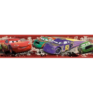 Cars Piston Cup Racing 18' x 20.5