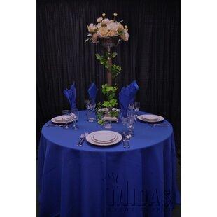 e37511d59cb5 Navy Blue Round Tablecloth
