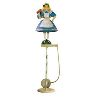 Alice In Wonderland Skyhook Statue
