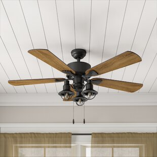 Ceiling Fans With Lights You\'ll Love in 2019 | Wayfair