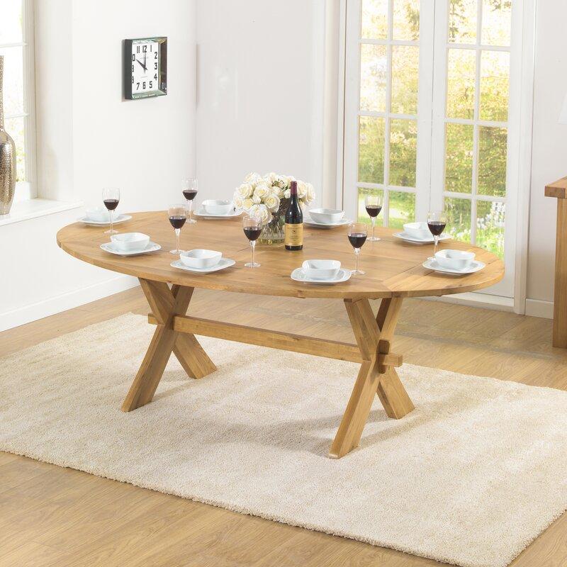 home etc essgruppe rochelle mit ausziehbarem tisch und 8. Black Bedroom Furniture Sets. Home Design Ideas
