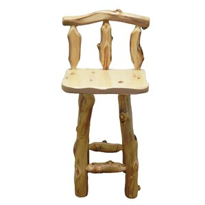Aspen Grizzly 24'' Barstool by ..