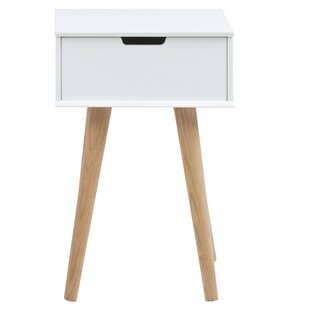 High Quality Newman 1 Drawer Bedside Table