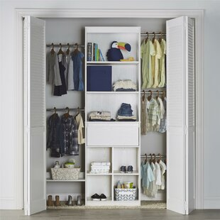 Grow With Me 68 69 W 95 44 Closet System
