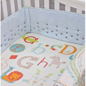 Corduroy Airflow Crib Safety Bumpers