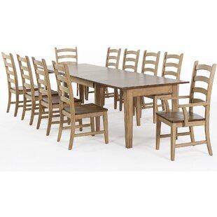 Huerfano Valley 11 Piece Dining Set