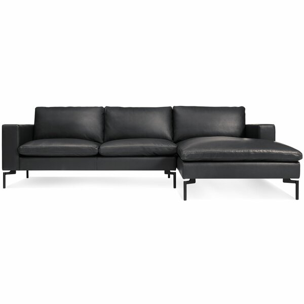 The New Standard Sectional Collection Amp Reviews Allmodern