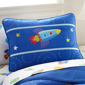 olive kids out of this world toddler pillow case