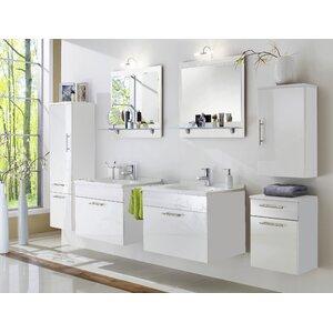 70 x 134 cm Badschrank Montreal von Belfry Bathroom