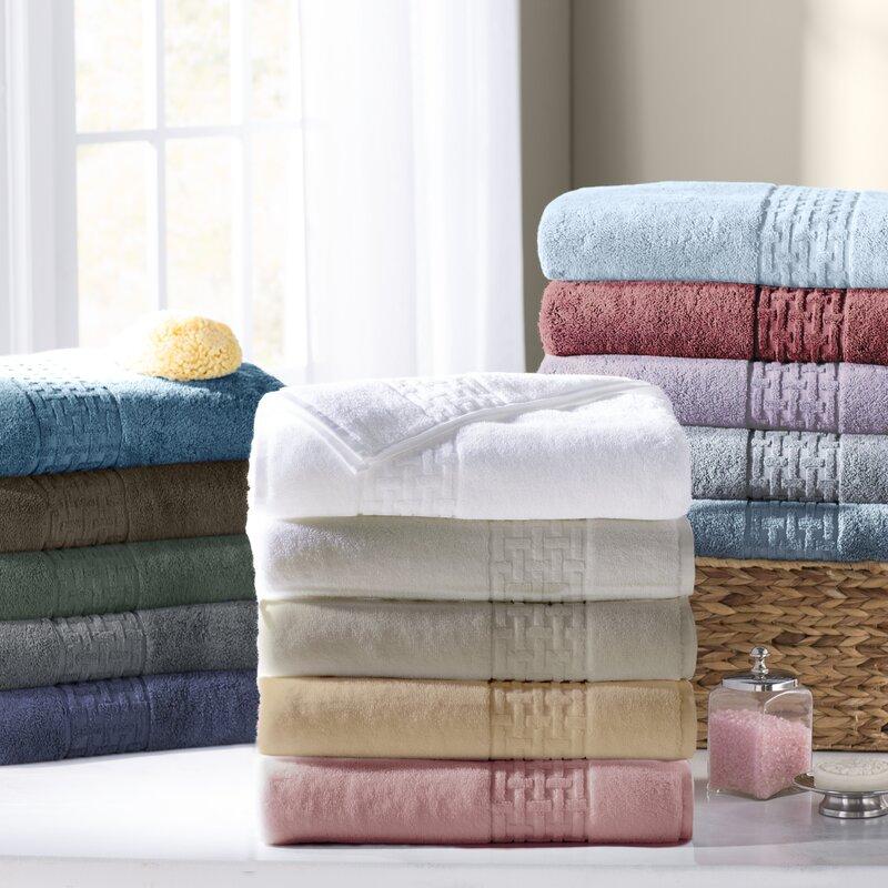 Ralph Lauren Bath Sheet Enchanting Lauren Ralph Lauren Pierce 60% Cotton Bath Sheet Wayfair