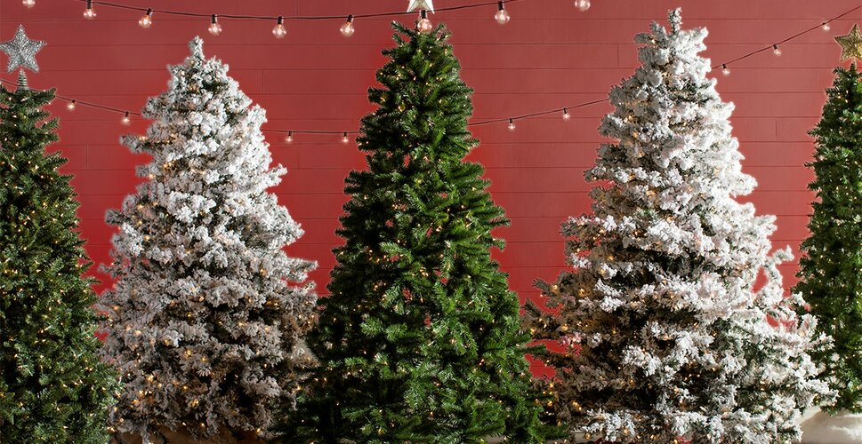 Artificial Christmas Trees You'll Love Wayfair