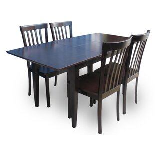 Manhattan Counter Height Extendable Dining Table