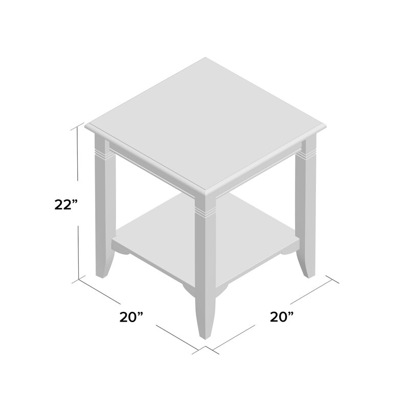 Awe Inspiring Colin End Table Ncnpc Chair Design For Home Ncnpcorg
