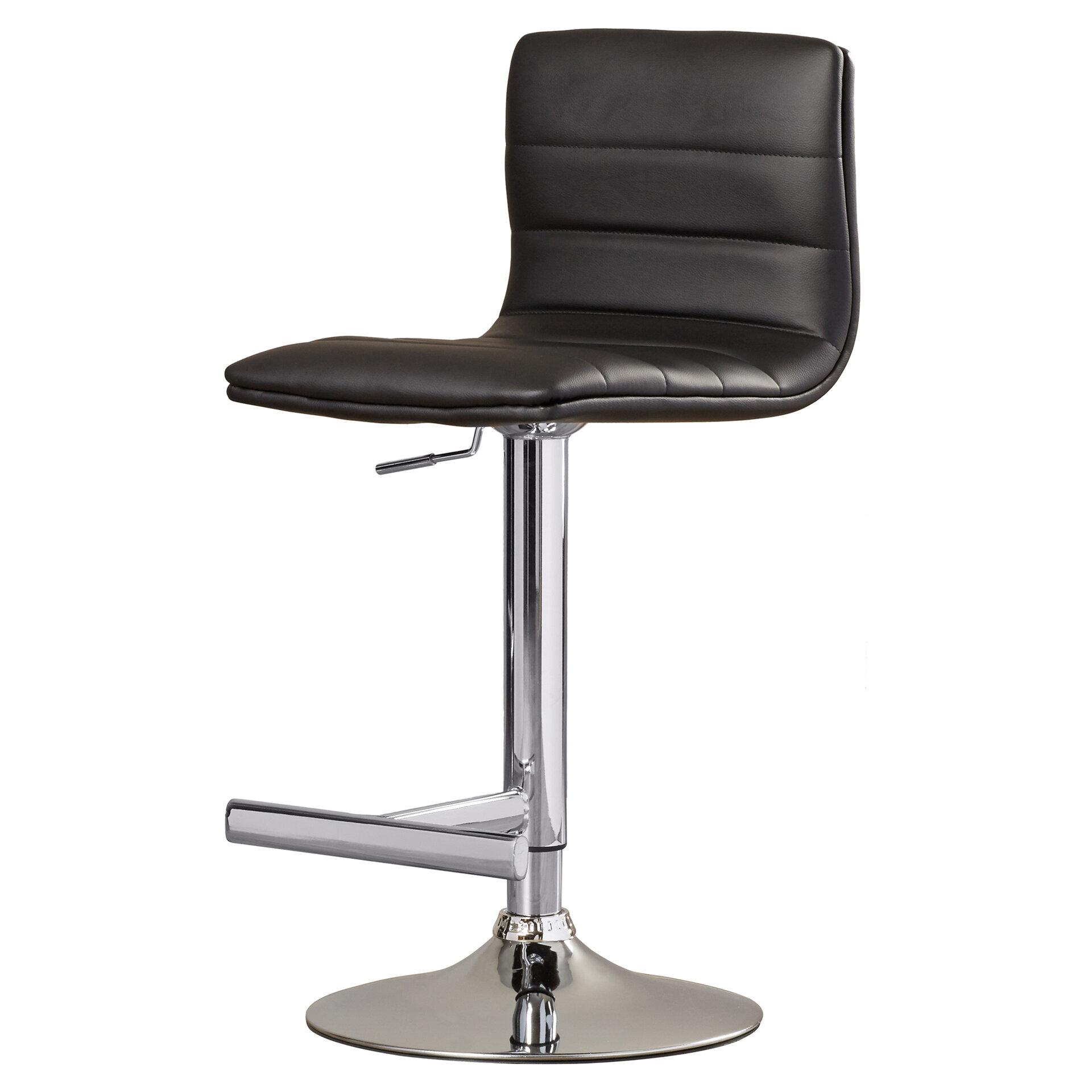 Miraculous Urban Unity Motivo Adjustable Height Swivel Bar Stool Ncnpc Chair Design For Home Ncnpcorg