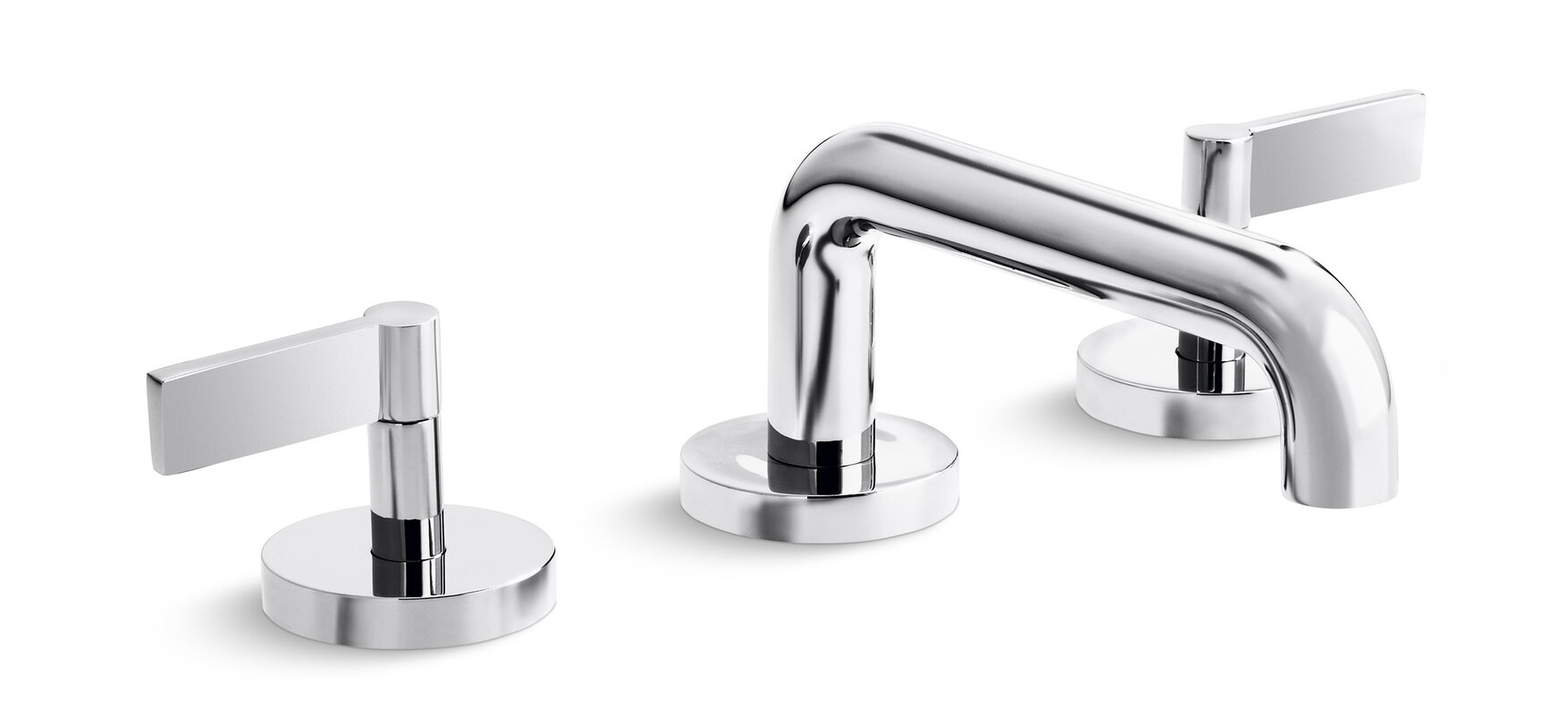 Kallista One Widespread Bathroom Faucet & Reviews | Wayfair