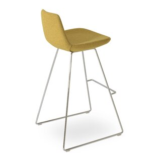Pera Wool 24 Bar Stool