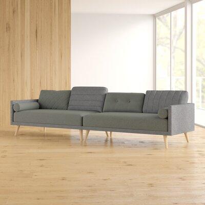 Extra Firm Leather Sofa Wayfair