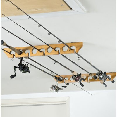 Ceiling Mounted Clothes Rod Wayfair