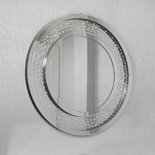 18044469ce4 Floating Crystal Wall Mirror