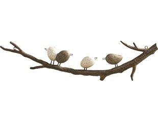 4 Birds On A Branch Wall Décor