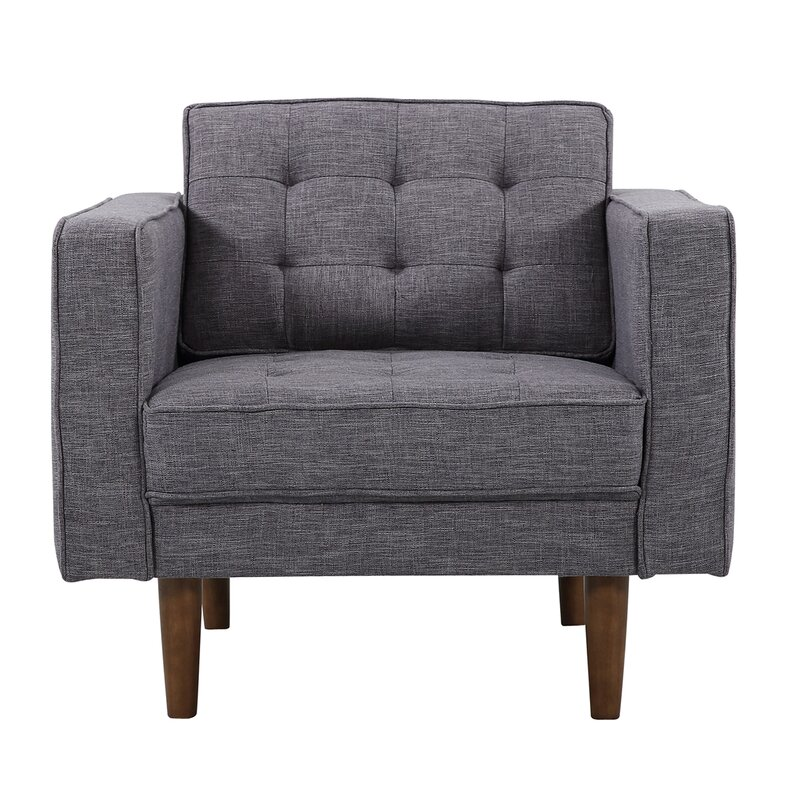 Nietos Mid Century Modern Armchair