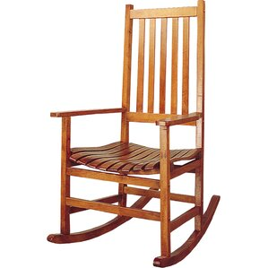 Greenhorn Rocking Chair by Wildon Home ?