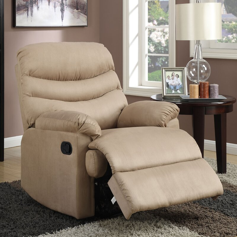 Melany Manual Wall Hugger Recliner & Zipcode Design Melany Manual Wall Hugger Recliner u0026 Reviews | Wayfair islam-shia.org