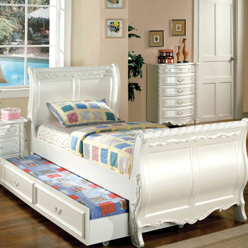 Awesome Victoria Sleigh Configurable Bedroom Set