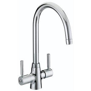 Bristan Zweigriff-Standard-Küchenarmatur Monza
