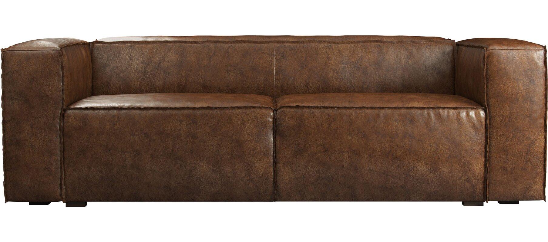 Modloft Dominick Sleeper Sofa Reviews Wayfair ~ Genuine Leather Sleeper Sofa