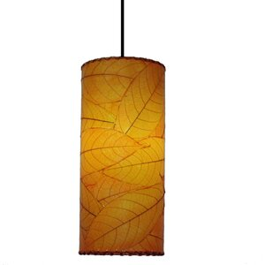 Cylinder 1-Light Mini Pendant