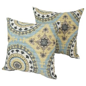 Designer Indoor/Outdoor Throw Pillow (Set Of 4)