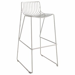 Schuman Iron Bar Stool by Brayden Studio