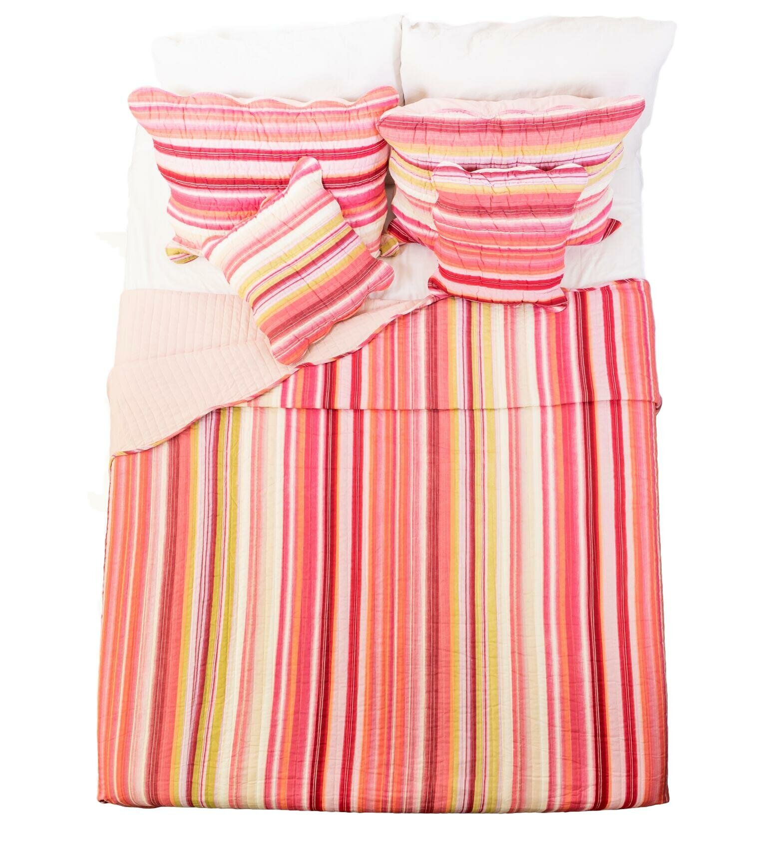 dada bedding stunning stripe quilt set wayfair