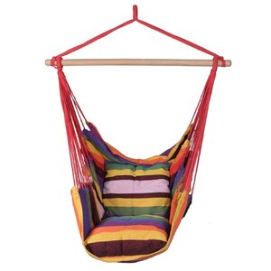 Halton Hanging Cradle Cotton Chair Hammock