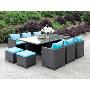Ten Person Patio Dining Sets You Ll Love Wayfair Ca