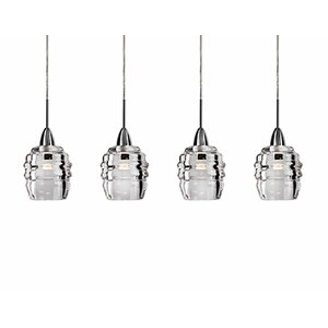 Ellen 4-Light Kitchen Island Pendant