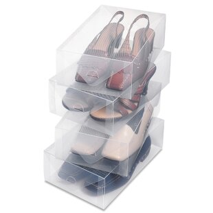 Womenu0027s Shoe Box (Set Of 4)